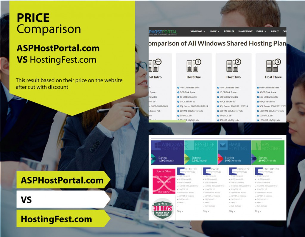 hosting-comparison-price